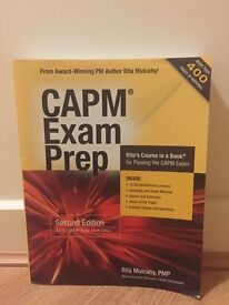 CAPM Exam Prep Second Edition Rita Mulcahy - project management book