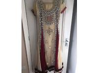 Gorgeous Asian churidaar for sale
