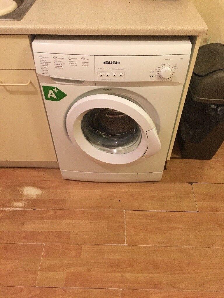 Washing machine 3 years old