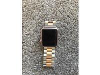 Apple Watch rose gold