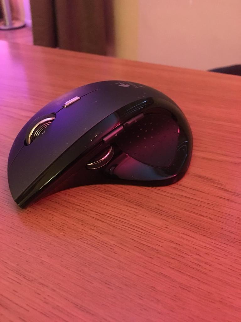 Logitech MX Revolution Mouse