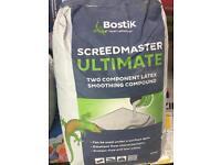 Bostik Screedmaster Ultimate + Liquid