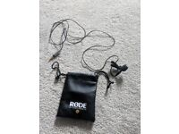Rode Smartlav+ Lavalier Microphone (Never Used)