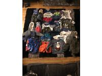 Job lot of boys clothes