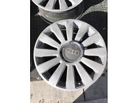 Audi TT Wheels 18
