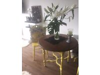 Shabby Chic Table and Chairs - Beautiful distressed look
