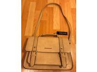 River Island Beige Satchel Handbag - Brand New