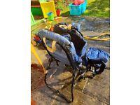 Toddler carrier for long walks - free