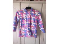 Hatley girls coats age 5-6 years