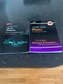 GCSE AQA Physics book