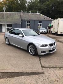BMW 3 Series 3.0L 325d M Sport 2dr