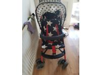 Cocotta double pushchair for sale