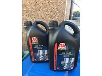 MILLERS CFS 10/60 FOR SUBARU EVO ETC FULLY SYNTHETIC MOTORSPORT OIL 5x LITRE £45