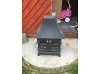 Stove - Log burner - Wood burner