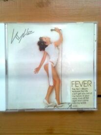 Kylie Minogue CD Fever, excellent condition