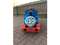 Thomas the Tank Engine Metal Pedal Ride On For Sale