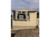 Cheap Static Caravan For Sale 12 month park ** REDUCED +DECKING**
