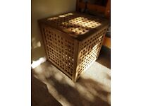 Small Laundry Basket / Linen Chest