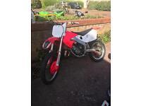 Honda cr 125 1998