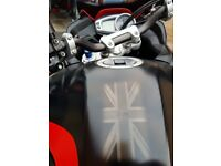 Triumph Tiger Sport, Dark Edition. Mot May 19 New front tyre and brake pads. No. 2 out of 30 VGC