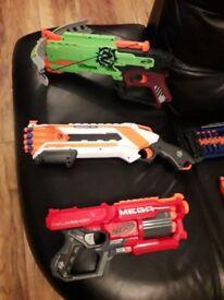 Bundle of Nerf Guns for sale