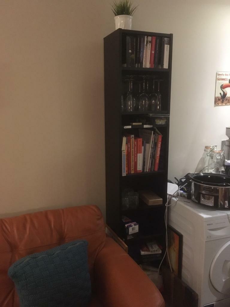 Ikea Billy Bookcase Black Brown In Stratford London Gumtree