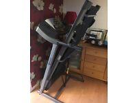 Dynamix foldable treadmill