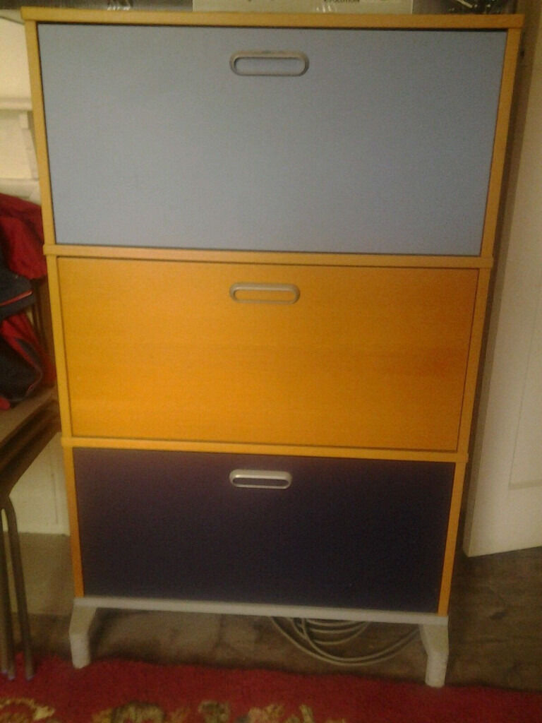 Ikea Effektiv Filing Cupboard Cabinet