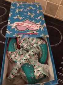 New in box size 7 irregular choice heel rep£189.99