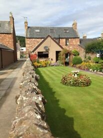 HOUSE FOR SALE - GOLSPIE, SUTHERLAND, SCOTLAND, U.K.