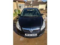 Vauxhall Corsa 1.3 Diesel, Air Con, CD Player, Cheap Car
