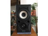 Mission 700 stereo speakers