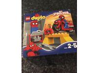 Duplo Lego Spider-Man age 2 - 5