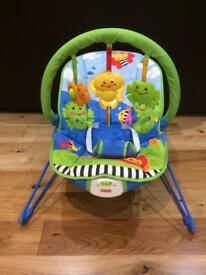 Fisher Price Bouncer/Vibrating Chair