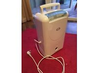 EcoAir dehumidifier in excellent condition, only used for 1 winter as moved house!