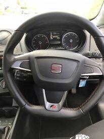 Seat Ibiza FR TSI 105 1.2L 3 Door Full Service History 2 Keys