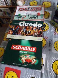 Board games mixed