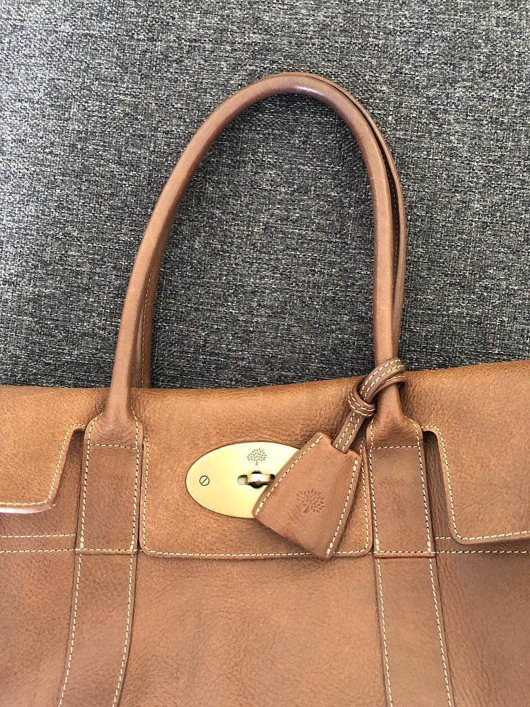 Mulberry Oak Bayswater Bag