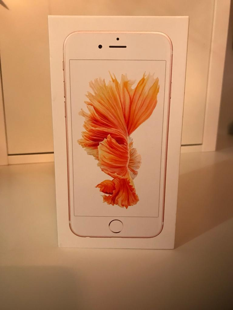 Apple iPhone 6s 16GB mint condition