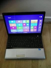 MSI CX620 LAPTOP, INTEL CORE i3, 4GB RAM, 500GB HDD