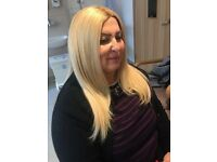 I work wonders with all hair extensions and all hair types. I sell luxury Mongolian hair extensions