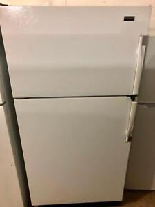 """Crosley 30.5"""" Wide White Fridge, Free 30 Day Warranty, Save The Tax Event"""