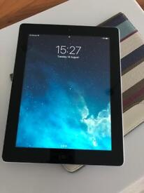 iPad 32GB Wi-Fi and 3G Cellular Silver, Excellent Condition