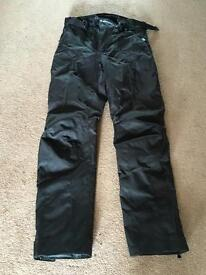 Pair of motorcycle trousers
