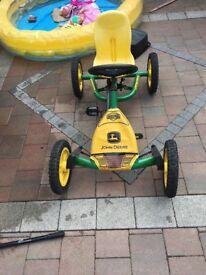 John Deere Go Kart