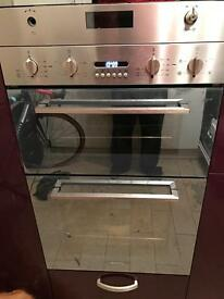 Smeg double oven great condition