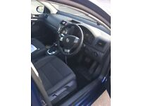 VW golf 1.6 automatic petrol