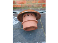 Chimney pot capping