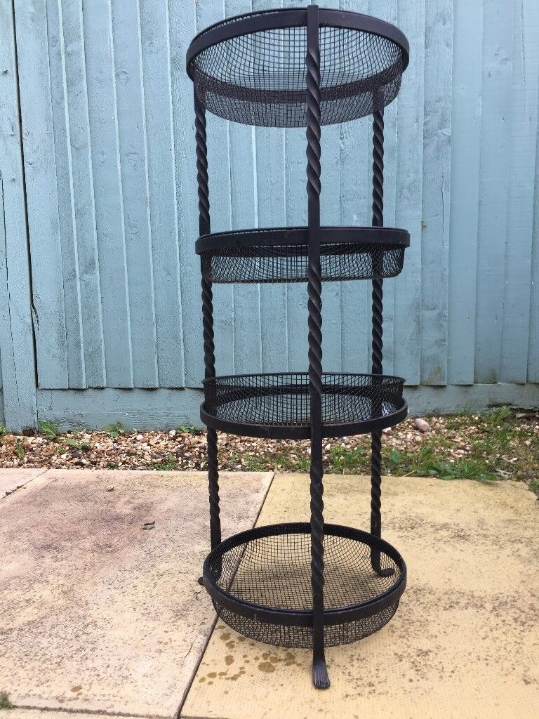 John Lewis Metal Vegetable Rack | in Cottenham, Cambridgeshire | Gumtree
