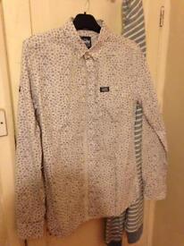 Men's small super dry shirt or teenage boy etc